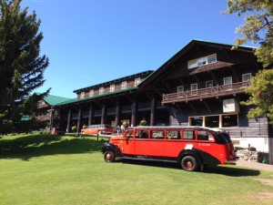 Historic Glacier Park Lodge