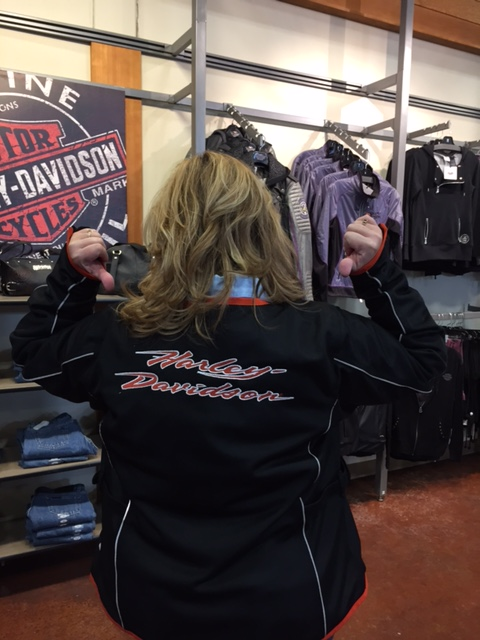 Gearing up at Grizzly Harley-Davidson