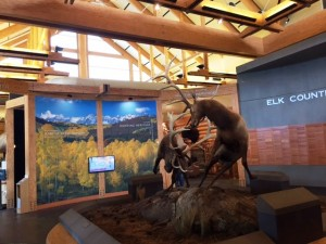 Rocky Mountain Elk Foundation visitor center