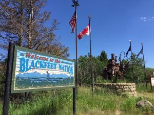 Welcome to Blackfeet Nation