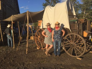 Many of our guest ranches offer chuckwagon dinners.