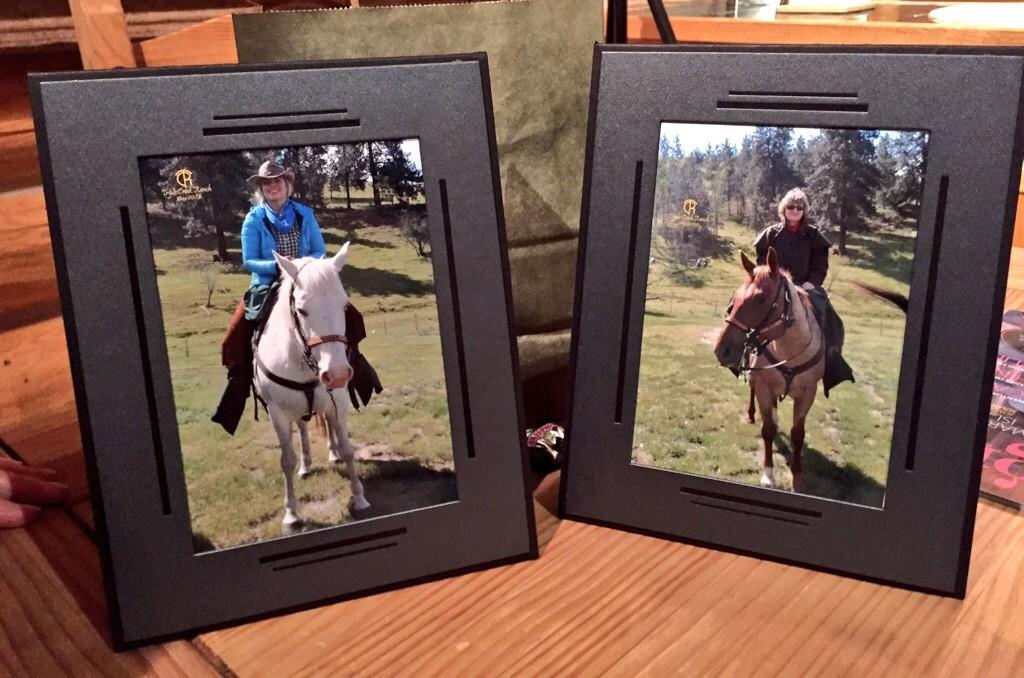 Memories captured at Triple Creek Ranch.