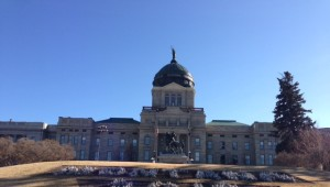 Capitol building in Helena.