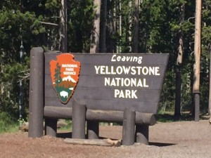 Any day is a good day spent in Yellowstone National Park.