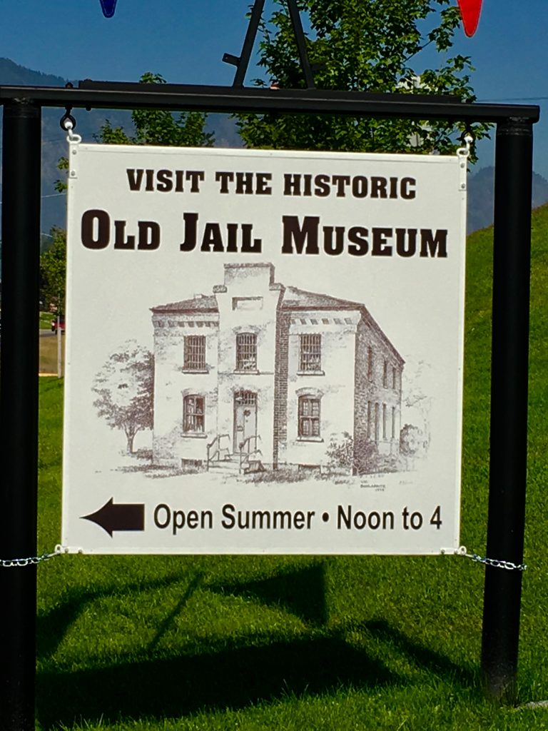 Old Jail Museum of Sanders County. Photo: Jen Kreiner