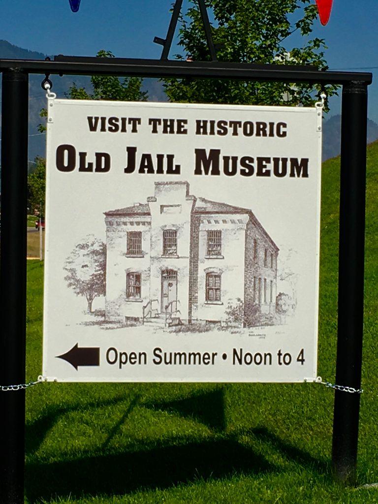 Old Jail Museum of Sanders County. Photo: Jen Kreiner