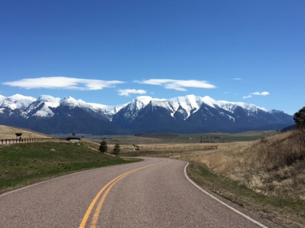Motorcyle Touring in Western Montana's Glacier Country