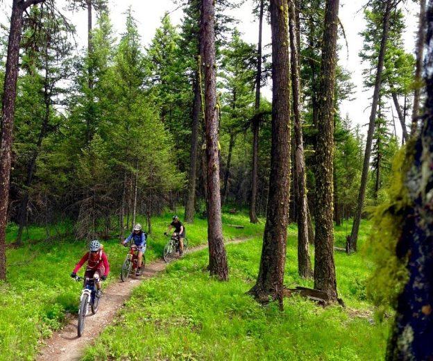 Guest Post: Destination Adventure With Whitefish Bike Retreat