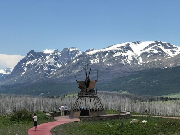 Tribal Nations in Western Montana