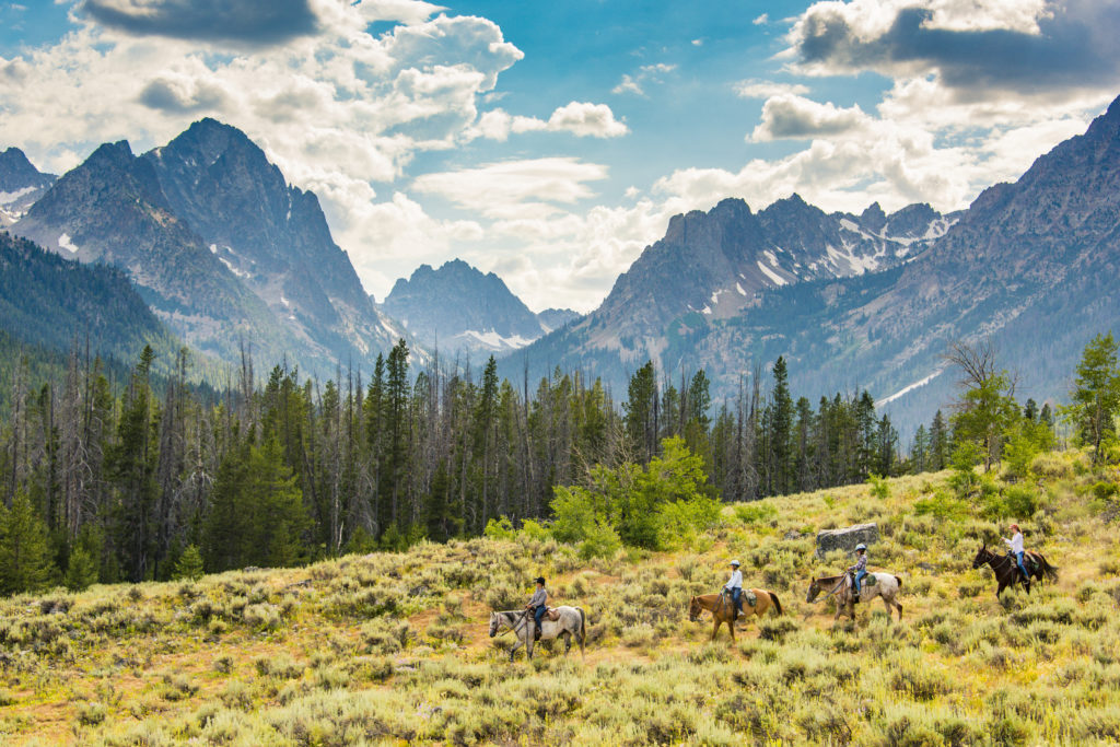 7 Day Scenic Idaho and Montana Itinerary