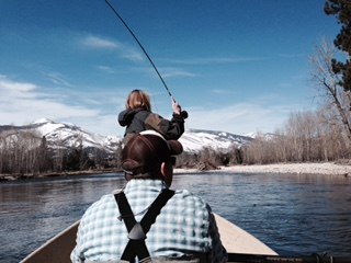 Destination Fly-Fishing in Western Montana