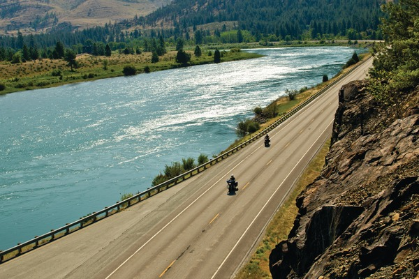 Top 5 FIT Scenic Drive Attractions on Montana's Highway 200 in Western Montana