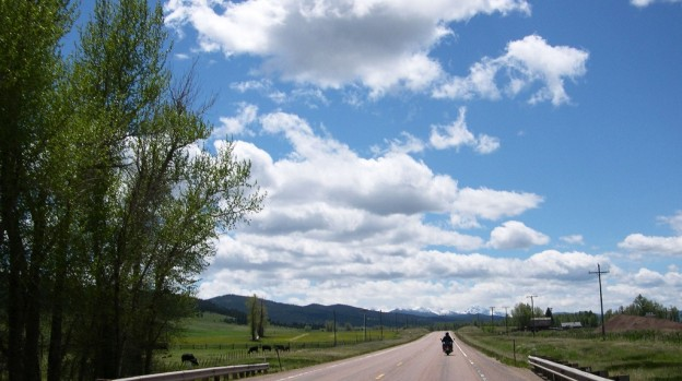 Motorcycles Were Made for Montana's Open Roads