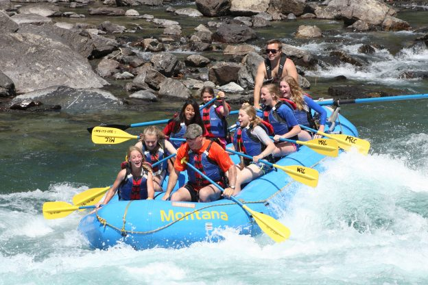 Guest Post: Top 4 Shoulder Season Adventures With Glacier Guides and Montana Raft