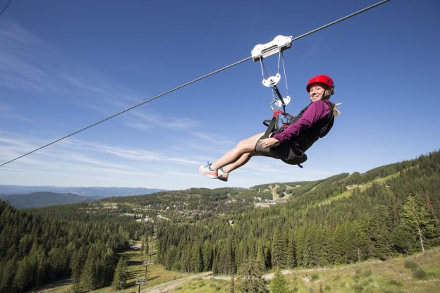 Top 5 Summer Highlights at Whitefish Mountain Resort