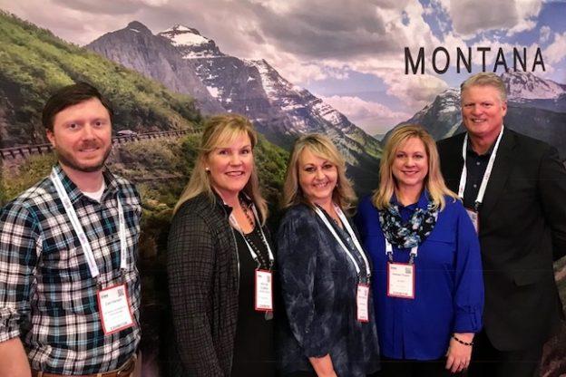 Western Montana Talks Meetings at Imex America