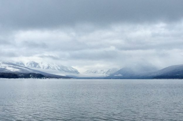 Explore Glacier National Park's Winter Wonderland