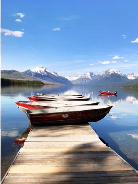 One Day in Glacier National Park